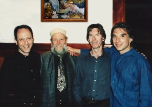 Rockers all: Steve Reich, Terry Riley,<br/> Phil Lesh and MTT