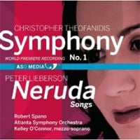 Christopher Theofanidis: Symphony No. 1
