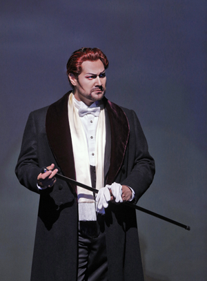 Ildar Abdrazakov as the well-dressed Devil