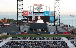 Traviata in the ballpark Photo by Scott Wall