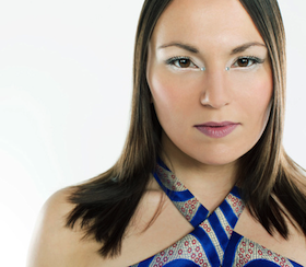 Tanya Tagaq Photo by Ivan_Otis