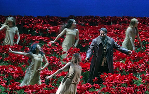 <em>Prince Igor</em>'s $169,000 poppy field Photo by Cory Weaver/Metropolitan Opera