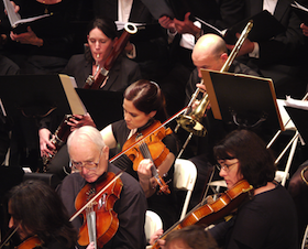 Mill Valley Philharmonic in Action