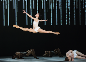 Natalia Osipova in the Royal Ballet's <em>Connectome</em>