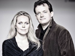 Kristine Opolais and Andris Nelsons