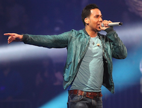 Romeo Santos Photo by Arielle Castillo