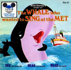 Willy, the singing whale