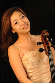 Cellist Yiyoung Lee is among participants in the Music@Menlo institute