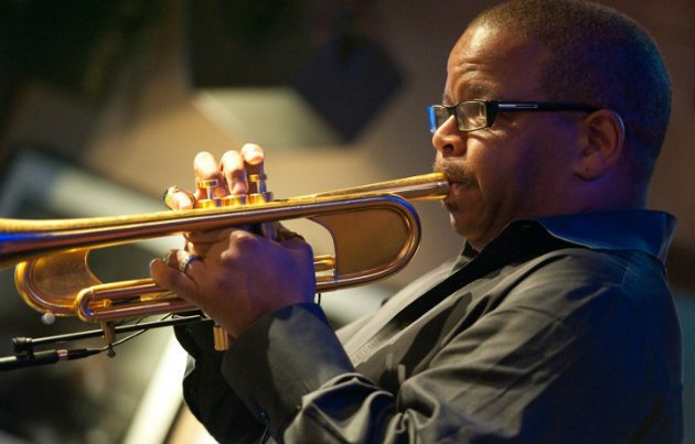 Terence Blanchard on trumpet