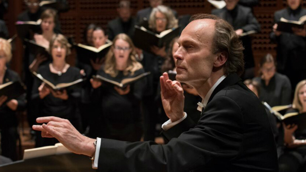 Ragnar Bohlin is director of the S.F. Symphony Chorus (Photo by Stefan Cohen)