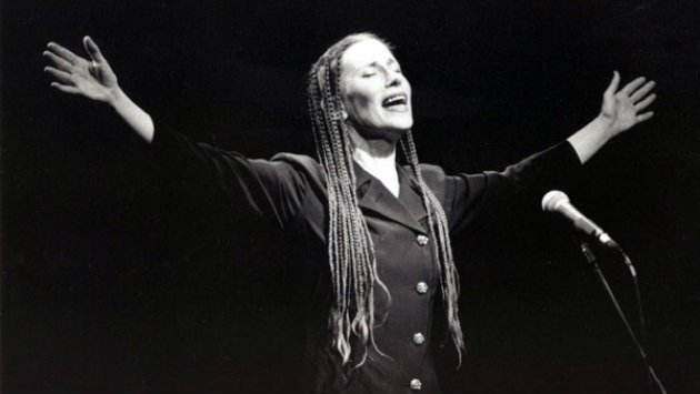 Meredith Monk (Photo by Massimo Agus)