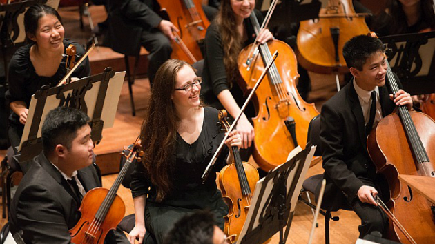 San Francisco Symphony Calendar.Another Big Adventure For S F Symphony Youth Orchestra San