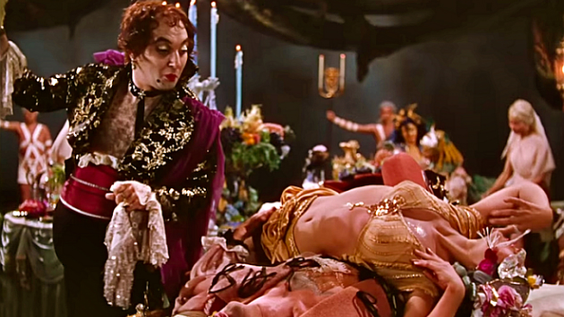 Scene from the restored 1951 Tales of Hoffmann film.