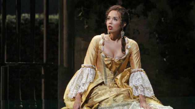 Nadine Sierra in <em>The Marriage of Figaro</em>(Photo by Cory Weaver)