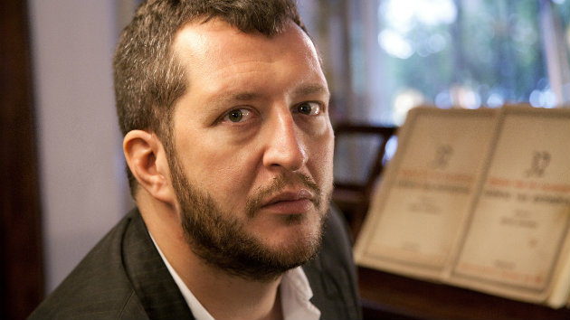Composer and pianist Thomas Adès (Photo by Brian Voice)
