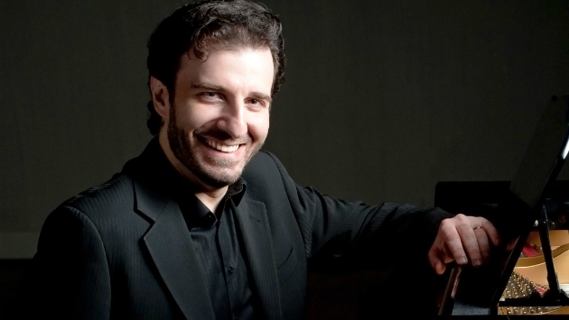 Composer Serouj Kradjian, whose Cantata for Living Martyrs premiered at the event. (Photo courtesy of artist)