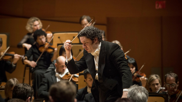 Gustavo Dudamel. (Photo: Vern Evans)
