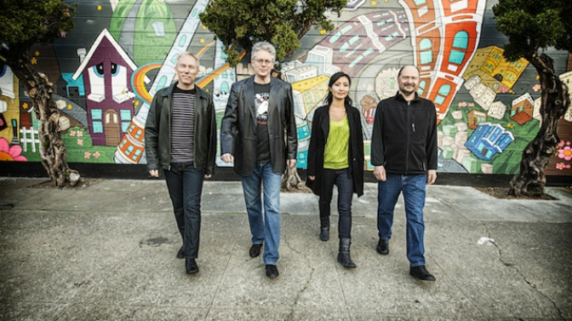 The Kronos Quartet (Photo by Jay Blakesberg)