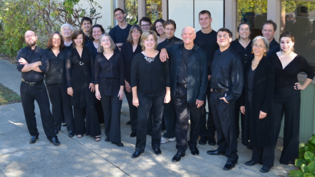 San Francisco Choral Artists. (Photo by Rebecca Scully)