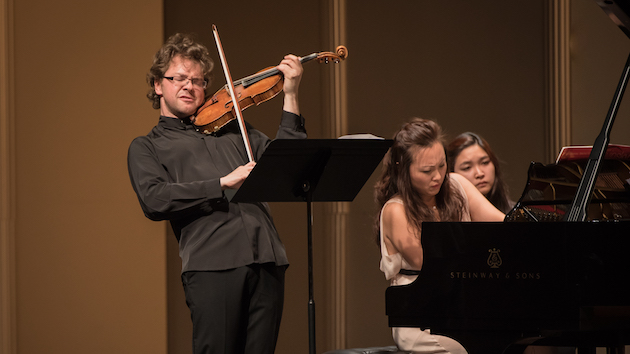 "Music@Menlo's ""Russian Reflections"" Showcases Rare Gems for"